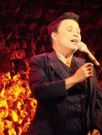 Mouron chante Brel aux rencontres Marc Robine 2008